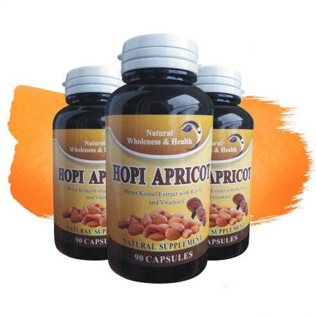 Hopi Apricot paket 3 komada